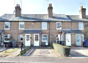 Thumbnail 2 bed terraced house for sale in Chelmsford Road, Felsted, Great Dunmow, Essex