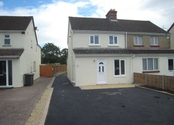 Thumbnail 3 bed semi-detached house to rent in School Road, Wickham