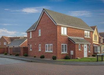 Thumbnail 4 bed detached house for sale in Alder Lane, Thornton-Cleveleys