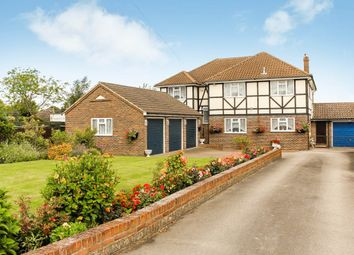 Thumbnail 6 bed detached house for sale in Crays Hill, Billericay