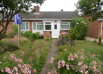 Thumbnail 2 bedroom bungalow to rent in Birch Close, Stowupland, Stowmarket