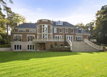 Thumbnail 6 bed detached house for sale in Camp End Road, St. Georges Hill, Weybridge