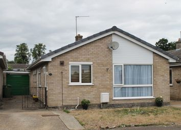 Thumbnail 3 bed detached bungalow for sale in Roydon, Diss
