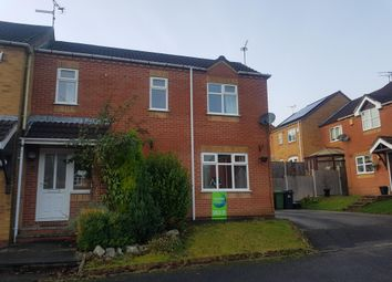 Thumbnail 2 bed semi-detached house to rent in Nailers Way, Belper