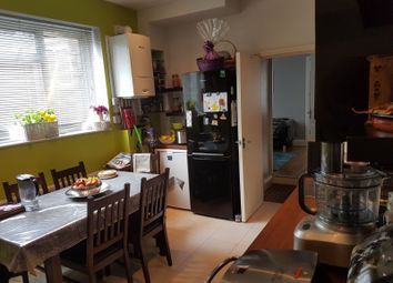 Thumbnail 3 bedroom flat to rent in Clements Road, East Ham