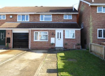Thumbnail 3 bed semi-detached house for sale in Broadlands, Downham Market