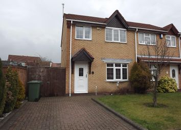 Thumbnail 3 bed property to rent in Honeybourne Way, Willenhall