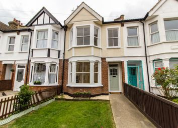 Thumbnail 3 bedroom terraced house for sale in Shaftesbury Avenue, Southend-On-Sea