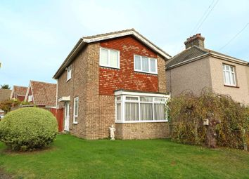 Thumbnail 3 bed detached house for sale in Common Lane, Benfleet