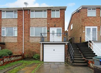 Thumbnail 3 bed semi-detached house for sale in Broadway, Meir, Stoke-On-Trent