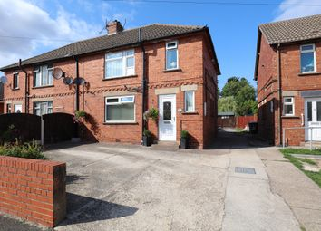 Thumbnail 4 bed semi-detached house for sale in Portland Street, Clowne, Chesterfield