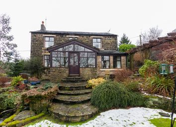 Thumbnail 4 bed detached house for sale in Shaws, Uppermill, Oldham
