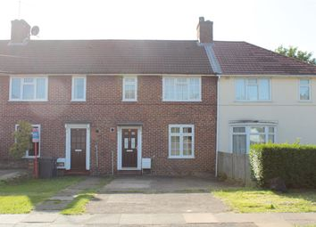 Thumbnail 3 bed terraced house to rent in Blundell Road, Burnt Oak, Edgware