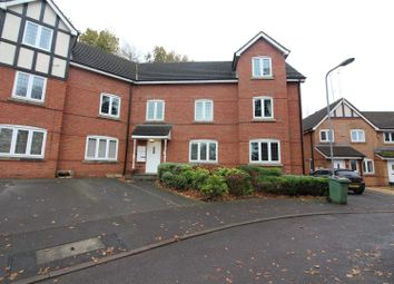 Thumbnail 2 bed flat for sale in Cavell Court, Blythe Bridge, Stoke-On-Trent
