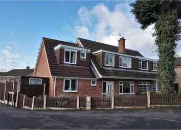 Thumbnail 4 bedroom semi-detached house for sale in Fowler Avenue, Derby