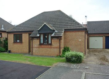 Thumbnail 2 bed detached bungalow for sale in Churchfields Road, Folkingham, Sleaford, Lincolnshire