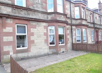 Thumbnail 2 bed flat for sale in Clark Street, Town Centre, Airdrie, North Lanarkshire