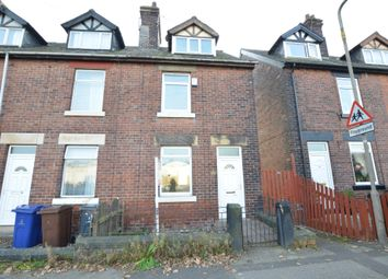 Thumbnail 3 bed end terrace house for sale in Middlecliff Lane, Little Houghton, Barnsley
