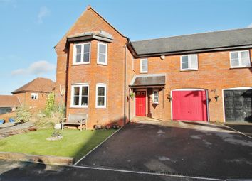 Thumbnail 4 bed semi-detached house for sale in Priest Down, Beggarwood, Basingstoke