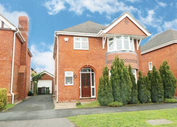 Thumbnail 4 bed detached house for sale in Brixfield Way, Dickens Heath, Shirley, Solihull