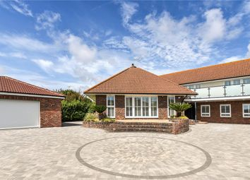 Thumbnail 4 bedroom detached house for sale in Coastal Road, East Preston, West Sussex