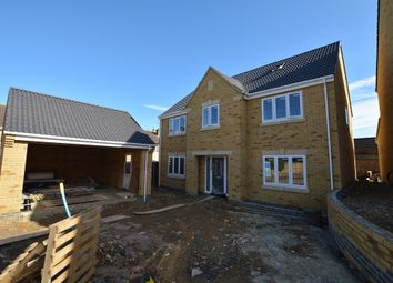Thumbnail 5 bedroom detached house for sale in Spring Gardens, Burton Latimer, Kettering