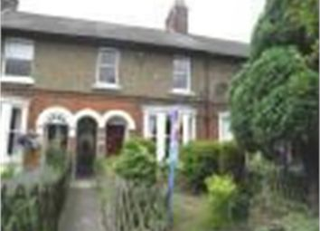 Thumbnail 3 bed terraced house to rent in Ryhall Road, Stamford, Lincolnshire
