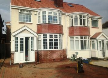 Thumbnail 4 bed semi-detached house to rent in Dewsbury Grove, Birmingham