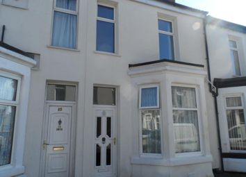 Thumbnail 3 bed terraced house for sale in Ribble Road, Blackpool