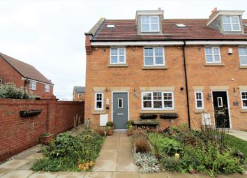 Thumbnail 4 bed end terrace house for sale in Voyager Close, Fleetwood