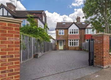 Thumbnail 4 bed semi-detached house for sale in Whitton Road, Twickenham