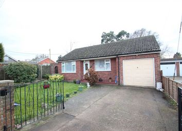 Thumbnail 3 bed bungalow for sale in Alpha Road, St. Osyth, Clacton-On-Sea