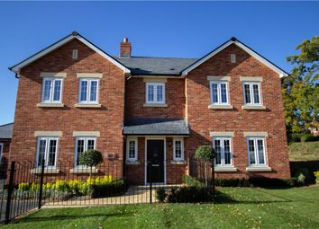 Thumbnail 5 bedroom detached house for sale in Ramsdell, Ashford Hill Road, Ashford Hill
