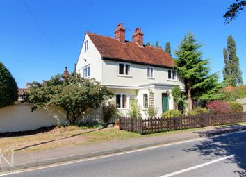 Thumbnail 4 bed detached house for sale in Acorn Street, Hunsdon, Ware