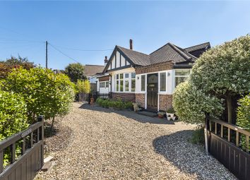 Thumbnail 3 bed detached bungalow for sale in Grand Avenue, Surbiton