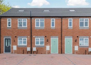 Thumbnail 3 bedroom town house for sale in Rutland Road, Longton, Staffordshire
