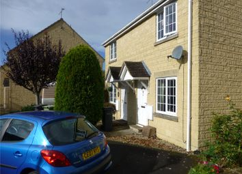 Thumbnail 2 bed terraced house to rent in Drift Close, Cirencester