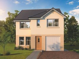 Thumbnail 4 bedroom detached house for sale in Calder Street, Coatbridge, North Lanarkshire