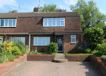 Thumbnail 3 bed semi-detached house for sale in Hillary Road, Maidstone