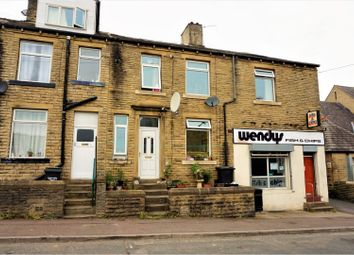 Thumbnail 3 bed terraced house for sale in Catherine Street, Elland