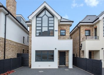 Thumbnail 4 bed detached house for sale in East End Road, London