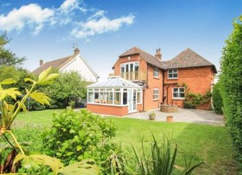 Thumbnail 4 bed detached house for sale in Berwick, Polegate, East Sussex