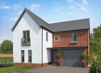 Thumbnail 4 bed detached house for sale in Glebelands Park, Leicester Road, Ashton Green, Leicester