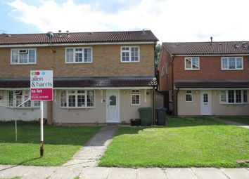 Thumbnail 2 bedroom property to rent in James Close, Pewsham, Chippenham