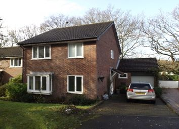 Thumbnail 4 bed detached house to rent in Avonborne Way, Chandler's Ford, Eastleigh