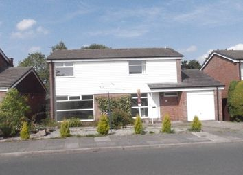 Thumbnail 4 bed detached house to rent in Castlesteads Drive, Carlisle