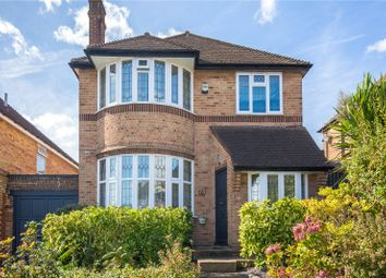 Thumbnail 4 bedroom detached house for sale in Southover, Woodside Park, London