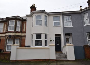 Thumbnail 3 bed terraced house for sale in Oakland Road, Dovercourt, Harwich, Essex
