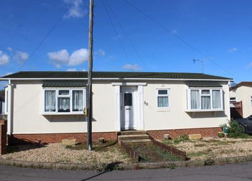 Thumbnail 2 bed mobile/park home for sale in Guildford Road, Normandy