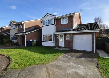 Thumbnail 4 bed detached house for sale in Parr Close, Churchdown, Gloucester